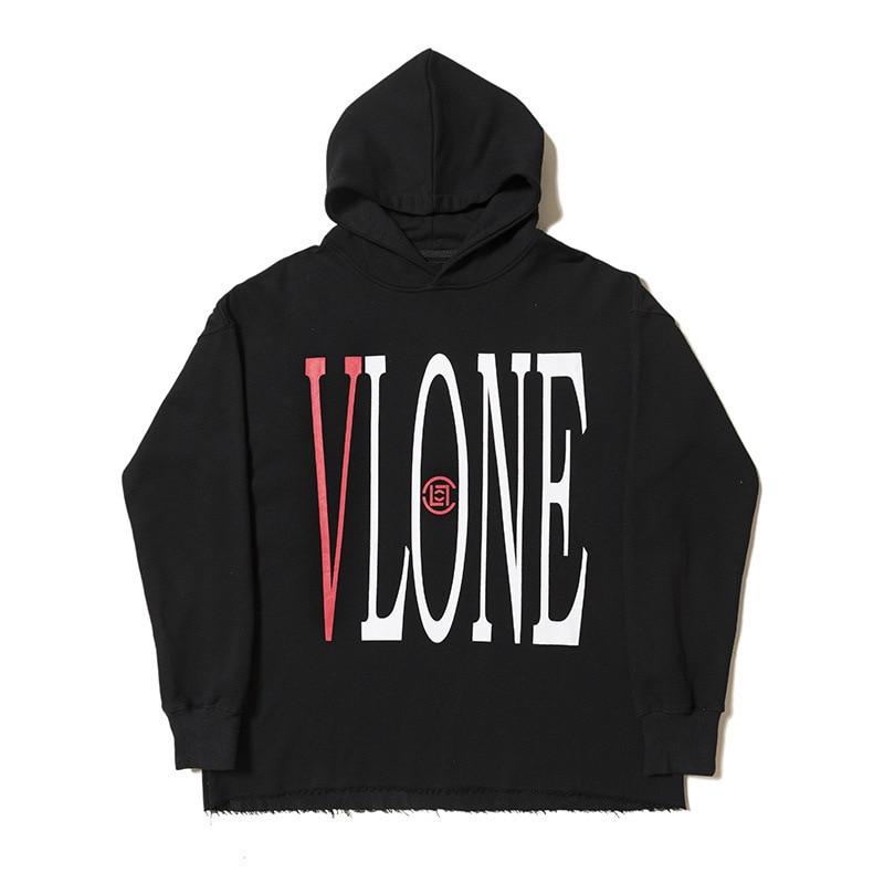 Vlone x Clot Dragon Pullover Hoodie