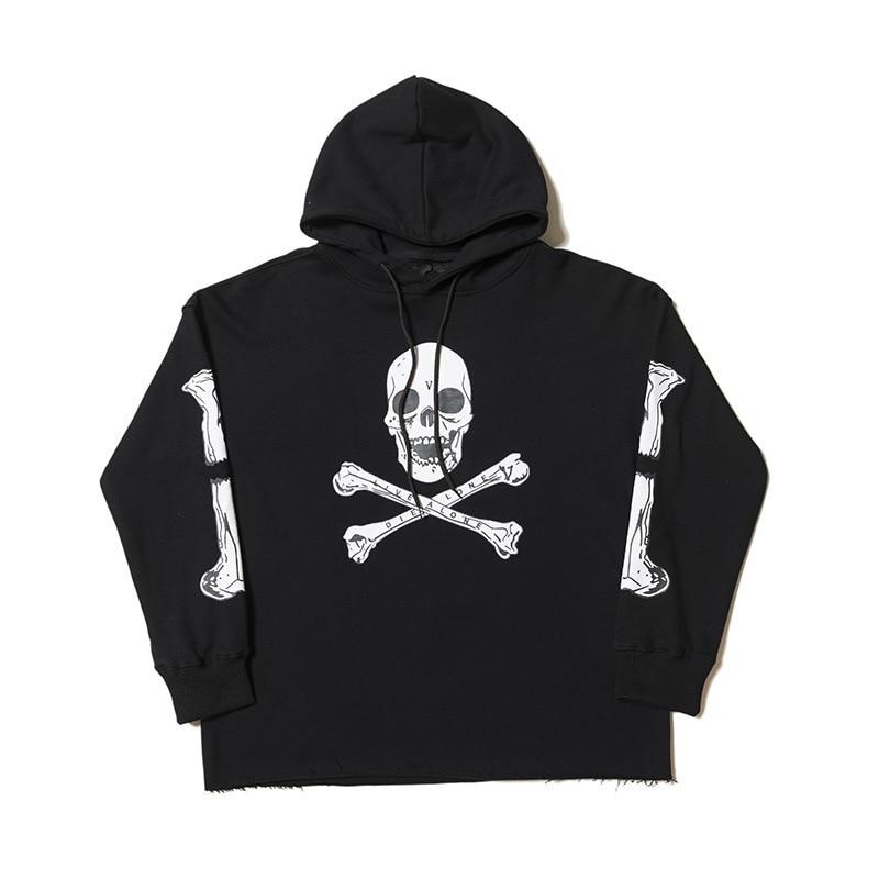 VLONE Skull Hoodie