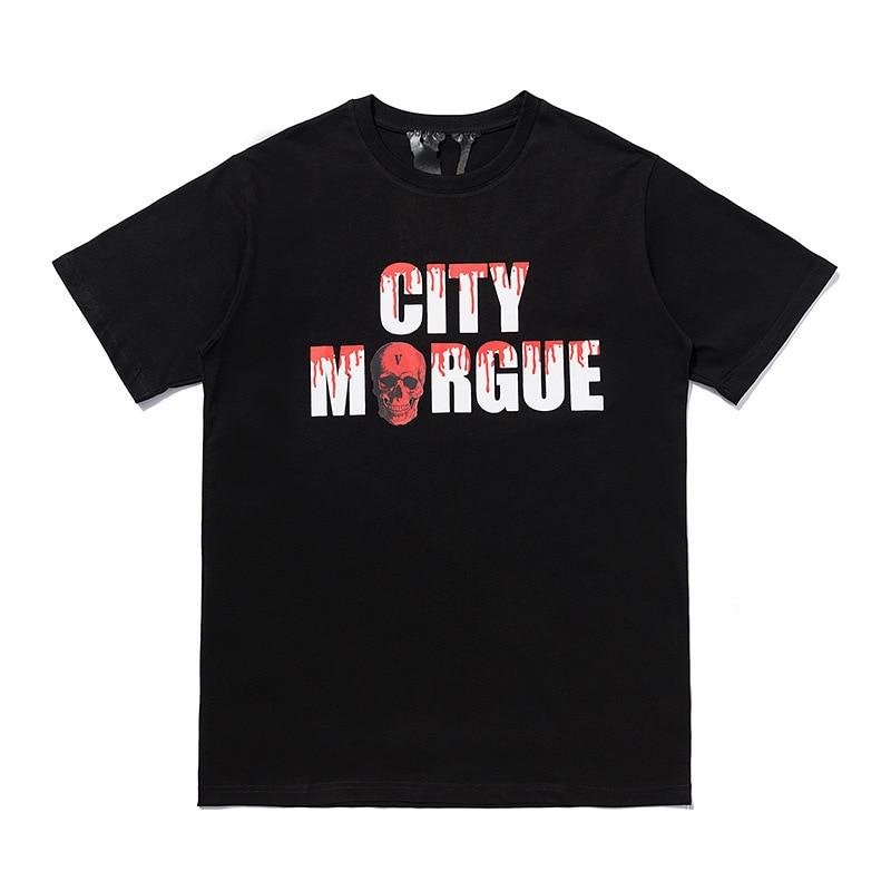 VLONE City Morgue Tee