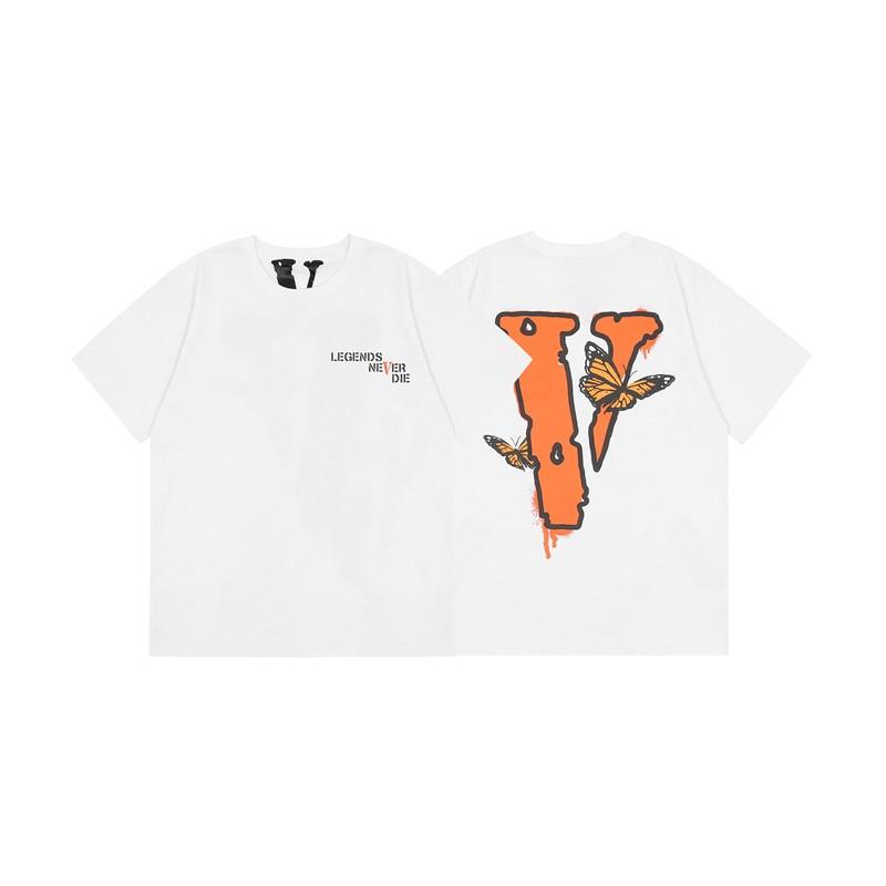 VLONE Friends Butterfly Tshirt
