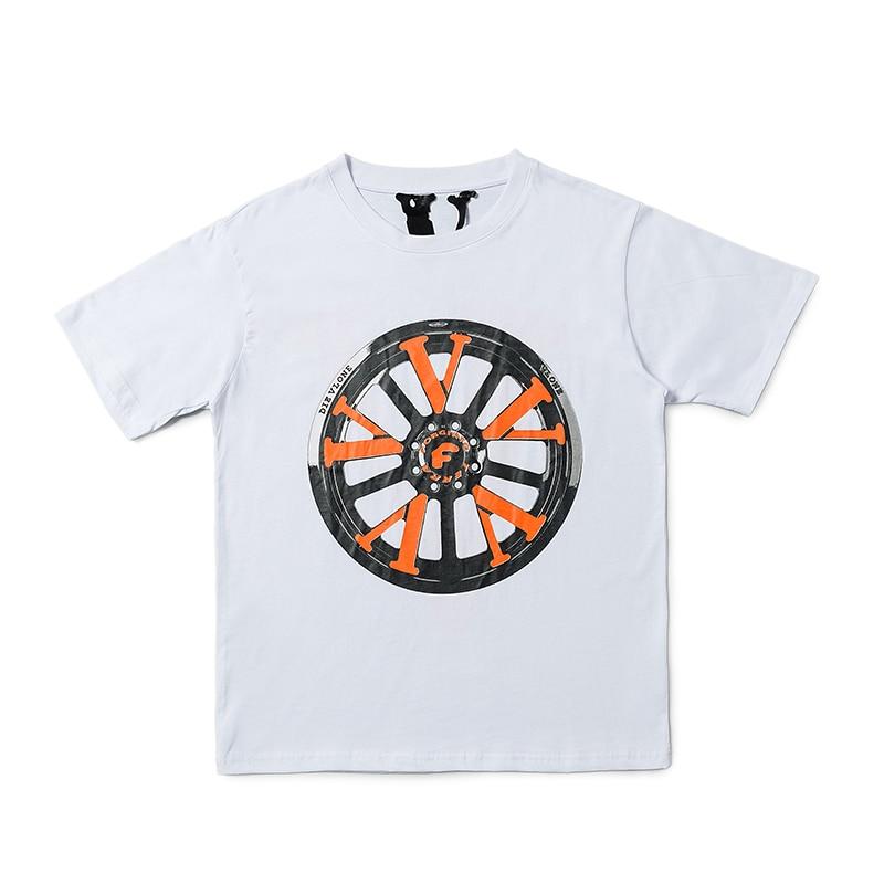 VLONE Wheel Hub Tshirt