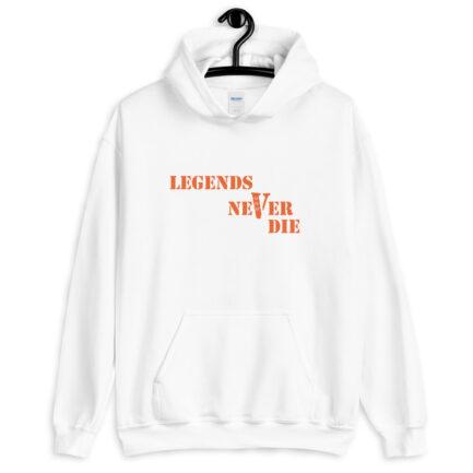 Juice WRLD Vlone X Legends Never Die Hoodie