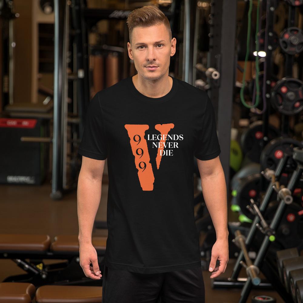 Vlone 999 Legends Never Die T-Shirt
