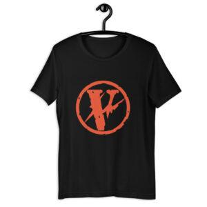 Vlone Circle Short-Sleeve Unisex T-Shirt