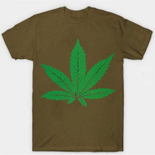 Green-Leafe-Dr-Dre-Vlone-Shirt-Brown-600x600