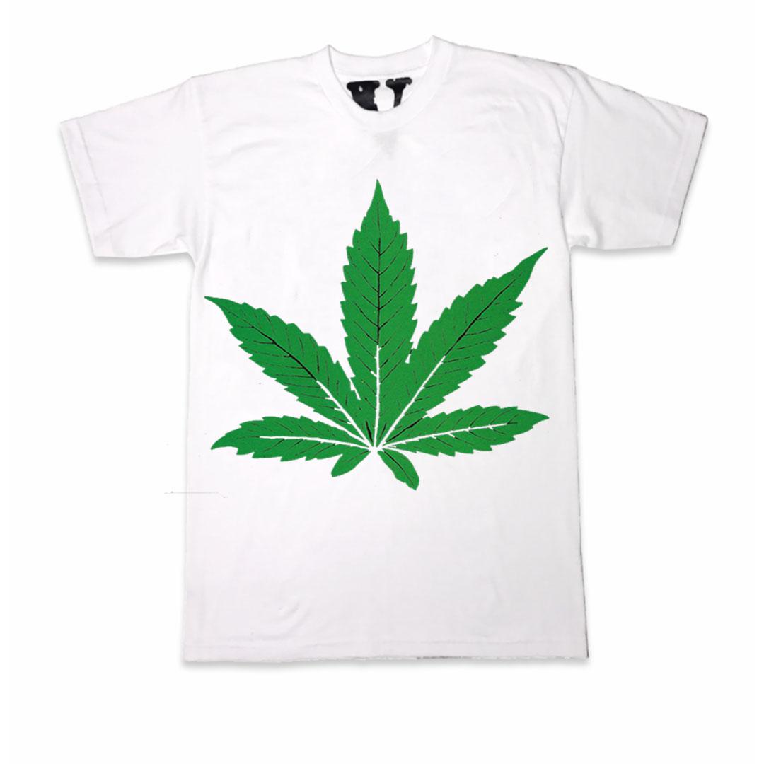 Green Leafe Dr-Dre Vlone Shirt
