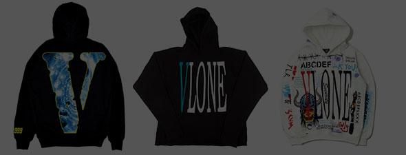 Vlone Hoodies