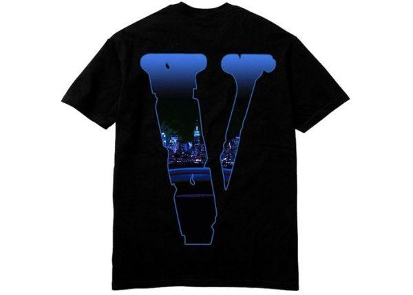 Pop-Smoke-x-Vlone-Armed-And-Dangerous-T-Shirt-Black-2-600x429