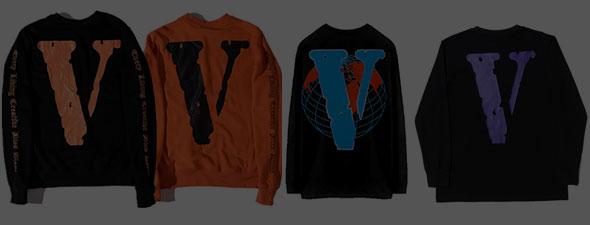 Vlone-Sweatshirts