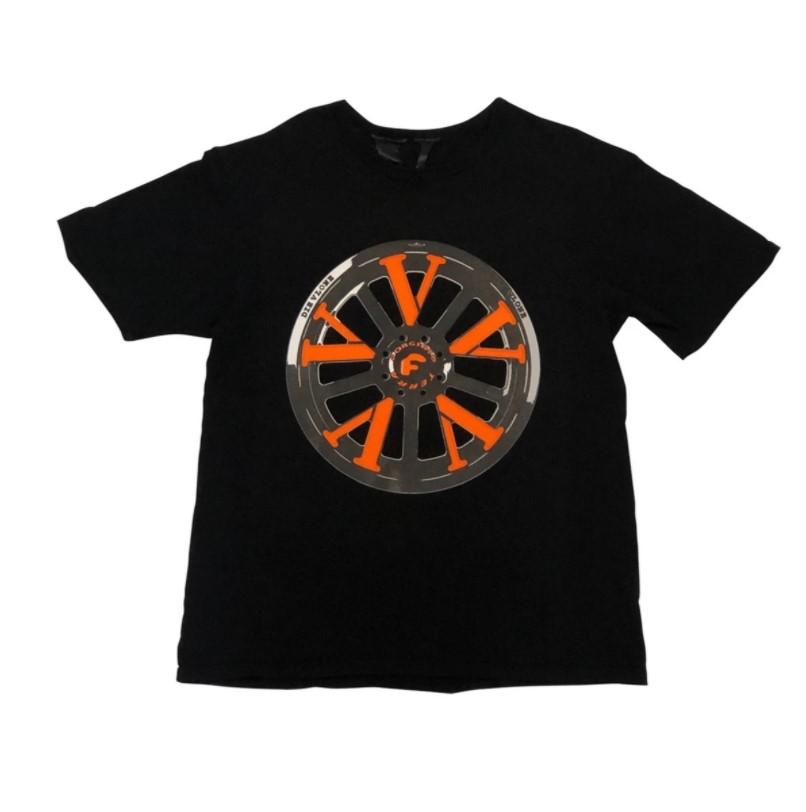 Vlone-X-Forgiato-T-Shirt-White-Back-Black