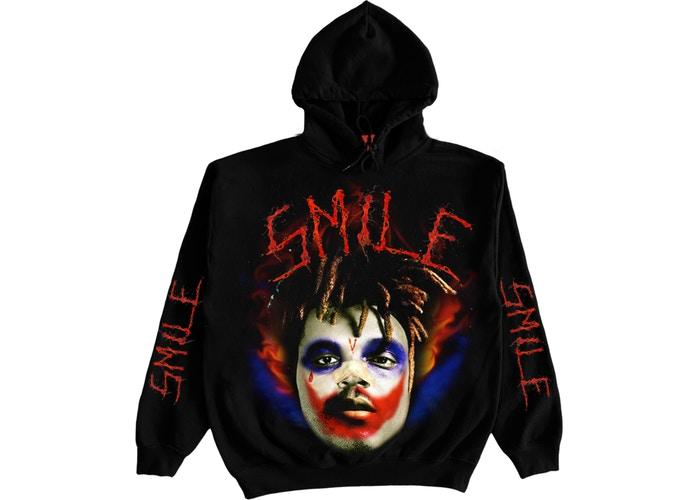 Vlone x Juice Wrld x XO Joker Hoodie