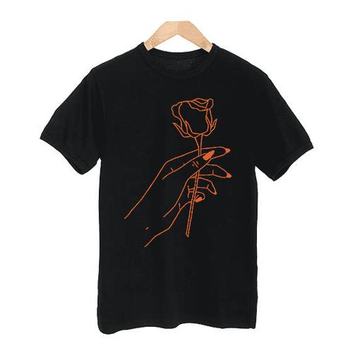 Flower-Vlone-Tshirt