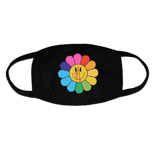 Vlone Sun Flower Face Mask